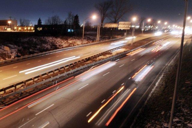Les accidents y sont 16% plus fréquents dans... (Photothèque Le Soleil, Erick Labbé)