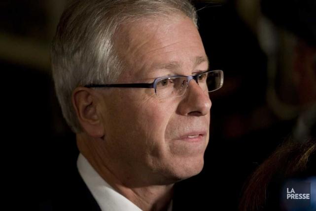 Le libéral Stéphane Dion a fait valoir qu'au... (Photo archives La Presse)