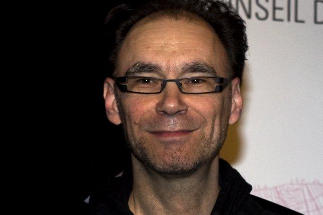 Alain Thibault, compositeur, fondateur et directeur artistique d'Elektra.... (Photo: Robert Skinner, archives La Presse)