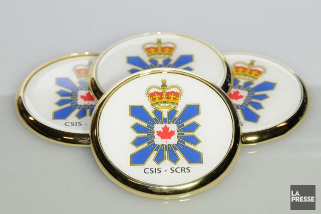 Un feuilleton judiciaire inusité agite le Service canadien du renseignement de... (Photo: PC)