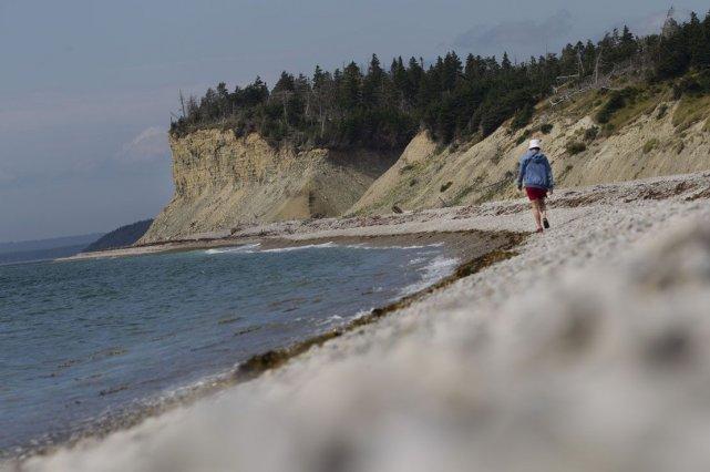 L'île d'Anticosti... (Photo Ivanoh Demers, Archives La Presse)
