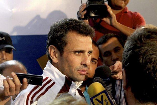 L'opposition conteste l'élection de Nicolas Maduro, héritier du... (PHOTO Comando Simon Bolivar, archives AFP)