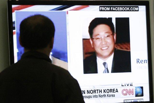 Pae Jun-Ho, dont le nom américain est Kenneth... (PHOTO AHN YOUNG-JOON, AP)