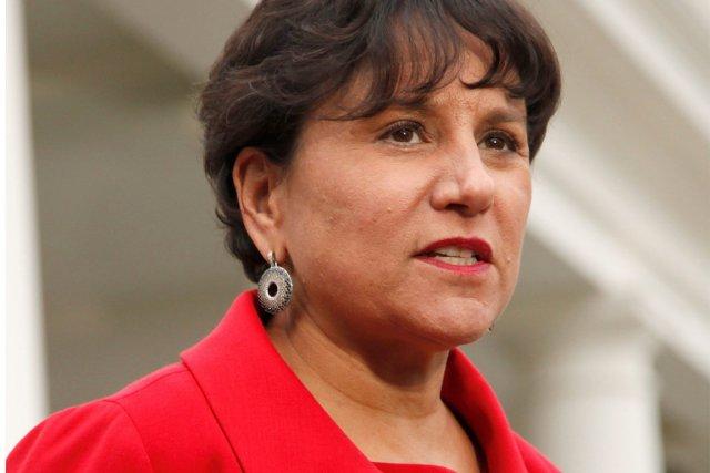 Penny Pritzker devrait être la nouvelle secrétaire au... (PHOTOS ARCHIVES AP)