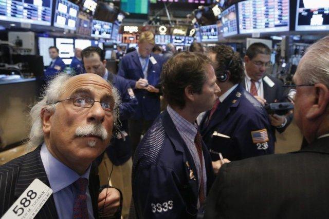 La publication de solides résultats trimestriels d'entreprises a aidé la Bourse... (Photo Reuters)