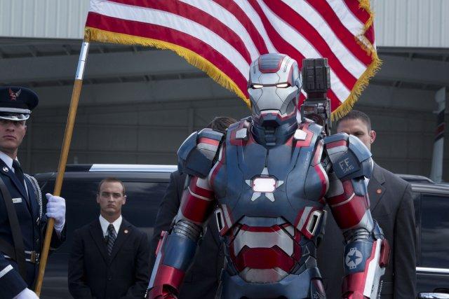 Iron Man 3... (Photo: fournie par Disney)