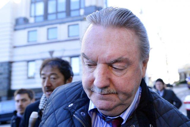 James McCormick avait été reconnu coupable la semaine... (PHOTO TOBY MELVILLE, REUTERS)