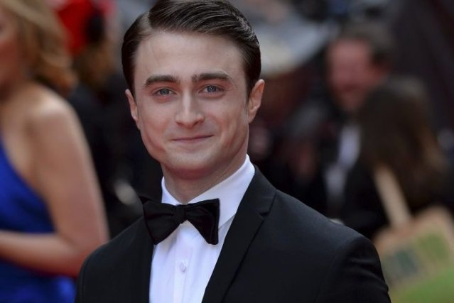 L'acteur britannique Daniel Radcliffe... (Photo: AFP)