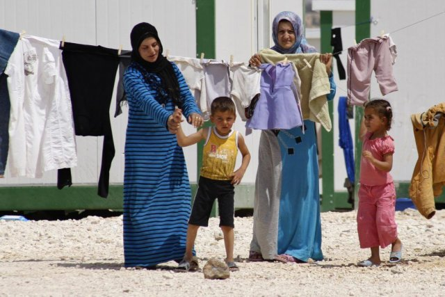 Le Haut Commissariat des Nations unies pour les... (PHOTO MAJED JABER, REUTERS)