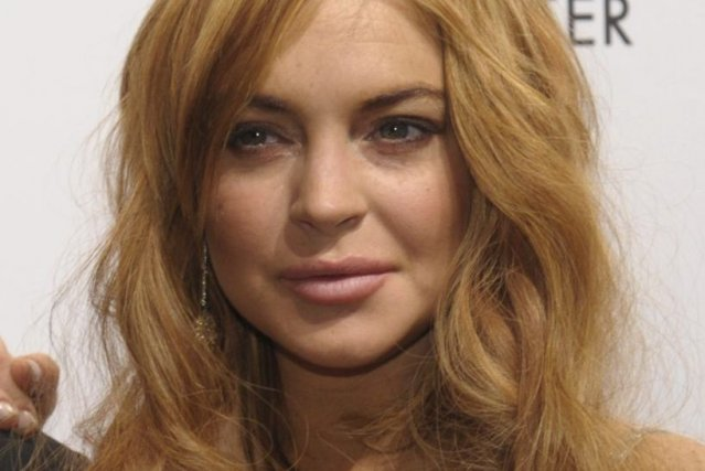 Lindsay Lohan... (PHOTO STAN HONDA, AFP)