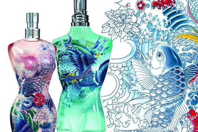 Les éditions limitées des parfums Classique et Le... (Photo Jean Paul Gaultier)