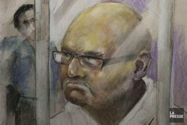 Richard Henry Bainfait face à 16 accusations en... (Archives La Presse)