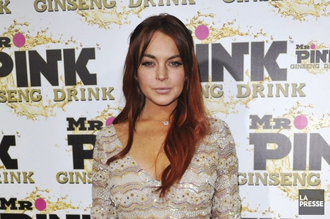Lindsay Lohan... (PHOTO ARCHIVES AP)