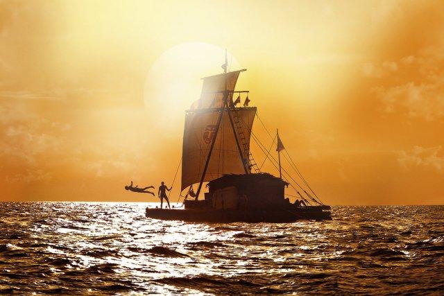 Kon-Tiki récrée à l'écran la traversée de l'océan... (PHOTO FOURNIE PAR WEINSTEIN CO./SÉVILLE)