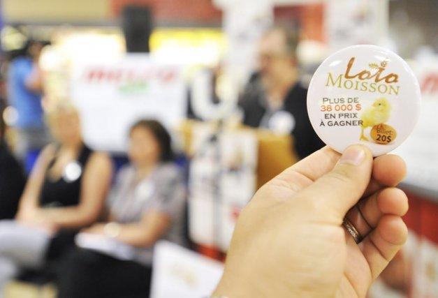 Moisson Outaouais se financera notamment grâce à une loterie, cette année. (PATRICK WOODBURY, LeDroit)