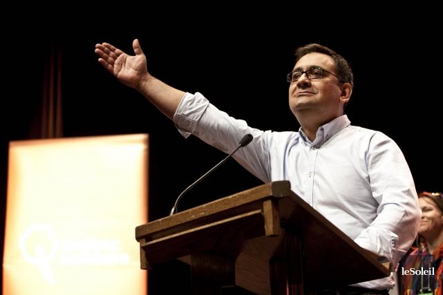 Andrés Fontecilla succède ainsi à la députée de... (Photothèque Le Soleil)