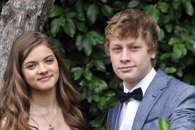 Alice Morel-Michaud et Antoine Pilon ont été récompensés... (Photo fournie par Micheline Roy)