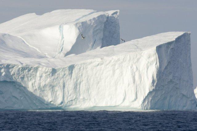 L'océan Arctique est plus que tout autre vulnérable... (PHOTO JONATHAN HAYWARD, ARCHIVES PC)