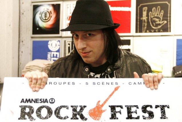 Le Rockfest est prêt à débourser des sommes... (Simon Séguin-Bertrand, Archives LeDroit)