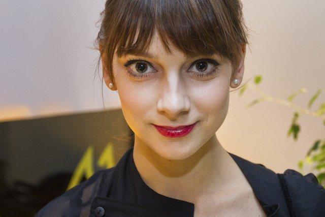 Sophie Desmarais interprétera Lily dans Qu'est-ce qu'on fait... (Photo: Édouard Plante-Fréchette, archives La Presse)