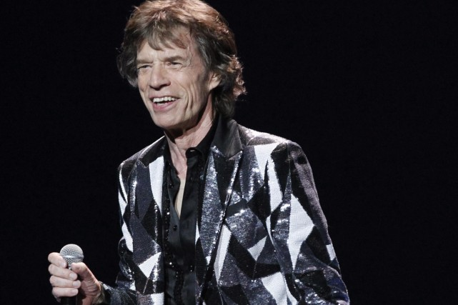 Mick Jagger... (Photo: archives Reuters)