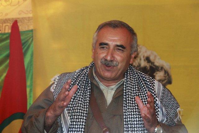 Le chef du PKK, Murat Karayilan... (Photo Agence France-Presse)