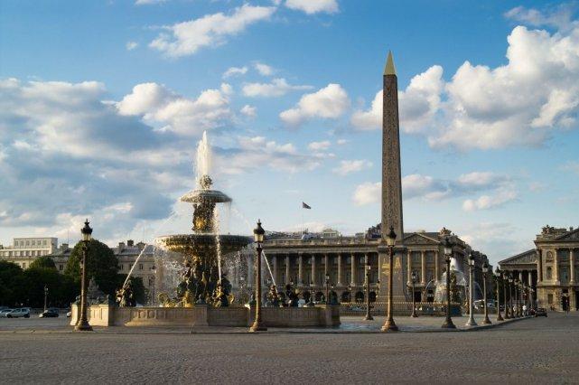 Un nouvel aménagement cyclable entre la place de la Concorde et le  rond-point... (PHOTOTHÈQUE LA PRESSE)