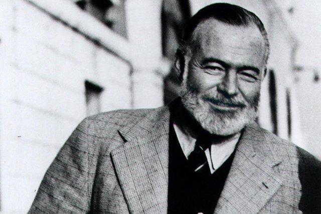 Ernest Hemingway en 1950... (Photo: archives AP)