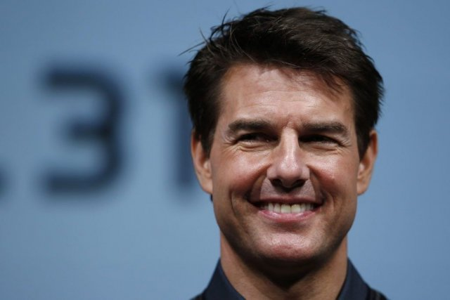 Tom Cruise... (Photo: Reuters)