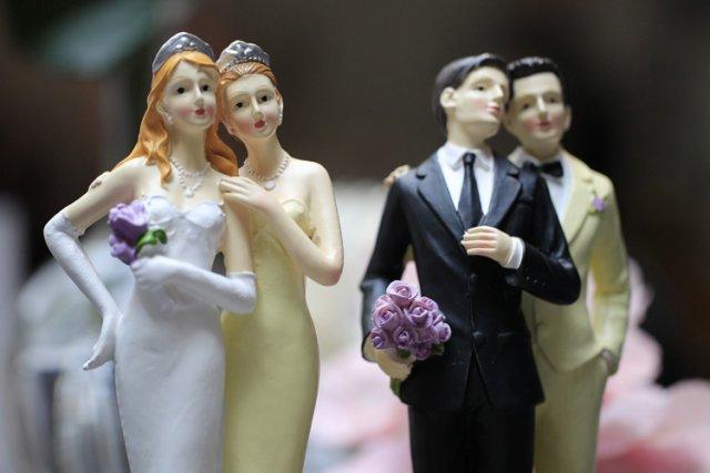 Le Delaware est devenu mardi le 11e État américain à autoriser le mariage entre... (Photo: Reuters)