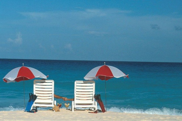 Une plage au Mexique.... (Photo: fournie par Mexico Tourism Board)