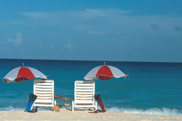 Près de 5% des vacanciers iront s'étendre sur... (Photo fournie par Mexico Tourism Board)