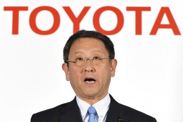 «Dernièrement, l'appréciation du yen a finalement été corrigée.... (Photo AFP)