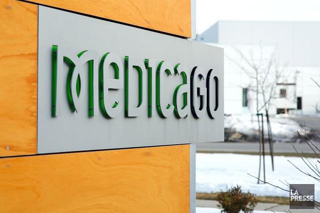 L'entreprise Medicago a annoncé mercredi qu'elle avait produit... (Medicago)