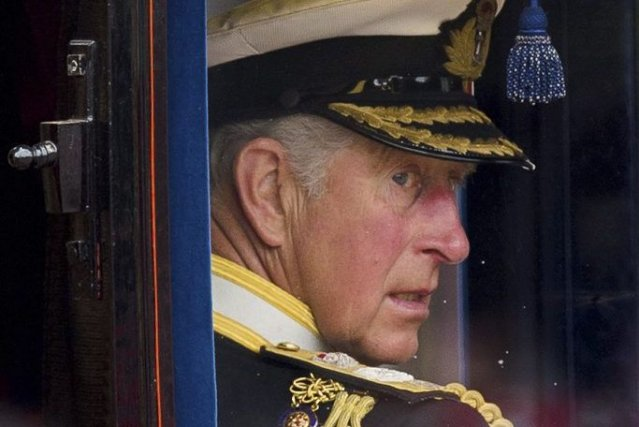 Le prince Charles.... (Photo Leon Neal, Agence France-Presse)