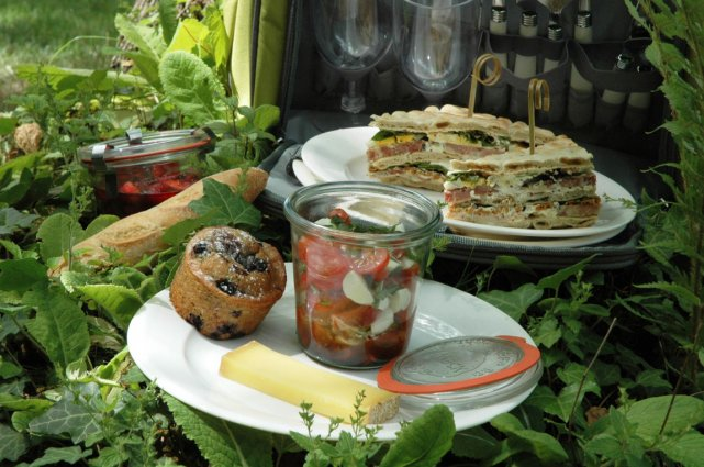 Les déjeuners sur l'herbe de Relais & Châteaux... (PHOTO FOURNIE PAR RELAIS & CHÂTEAUX)