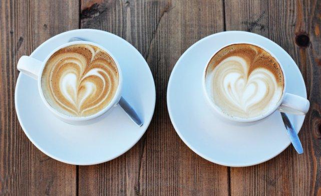 Un deuxième établissement «café en attente» a fait son apparition au  Québec en... (PHOTOTHÈQUE LA PRESSE)