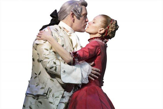 John Malkovich incarne Casanova dans The Giacomo Variations.... (Photo: fournie par la production)