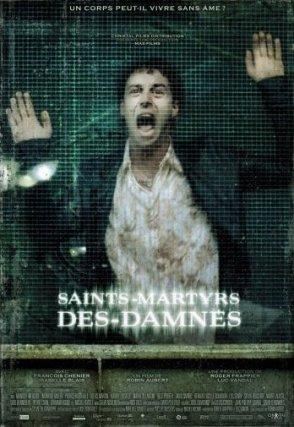 Saint-martyr-des-damnés affiche