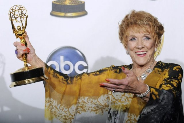 Jeanne Cooper, vedette de The Young and the... (Photo: archives Reuters)