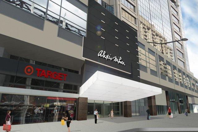 La Place Alexis Nihon, à l'angle des rues... (Photo fournie par Cominar)