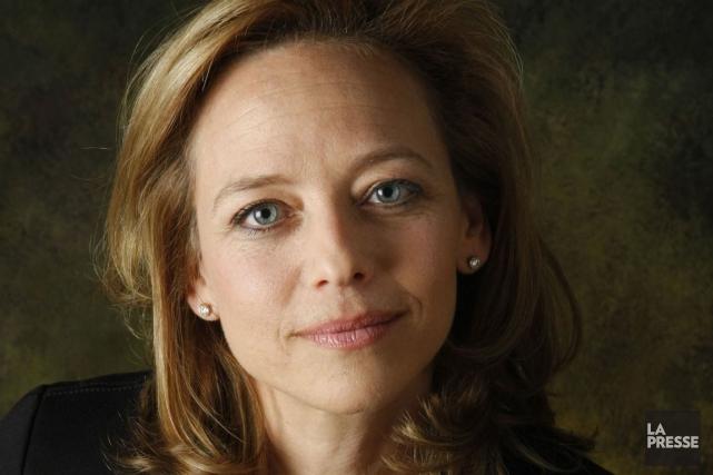 L'ancienne présidente du TAQ Hélène de Kovachich... (Photo d'archives fournie par le Tribunal administratif du Québec)