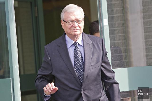 L'ex-maire de Laval Gilles Vaillancourt.... (Photo Patrick Sanfaçon, archives La Presse)
