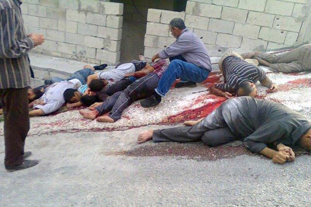 L'Observatoire syrien des droits de l'homme (OSDH) a... (PHOTO ARCHIVES AP)