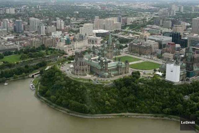 La région d'Ottawa-Gatineau devrait connaître une croissance relativement... (Archives, LeDroit)