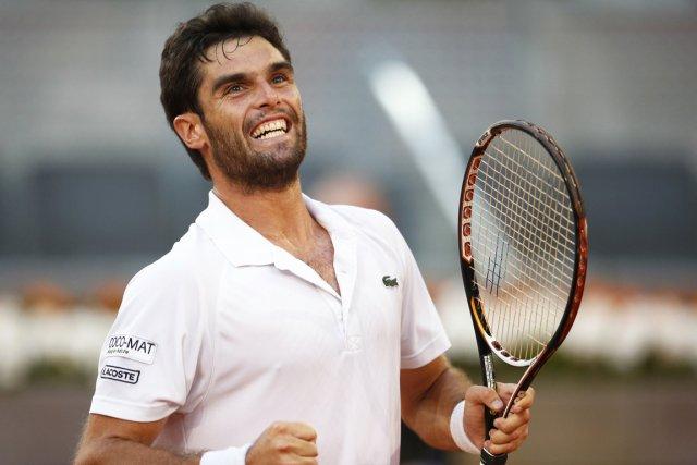 Pablo Andujar est classé 113e mondial et a... (Photo : Juan Medina, Reuters)