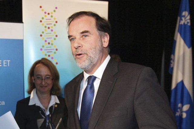 Le ministre de l'Enseignement supérieur, Pierre Duchesne,a promis... (Photo Pascal Ratthé, Archives Le Soleil)