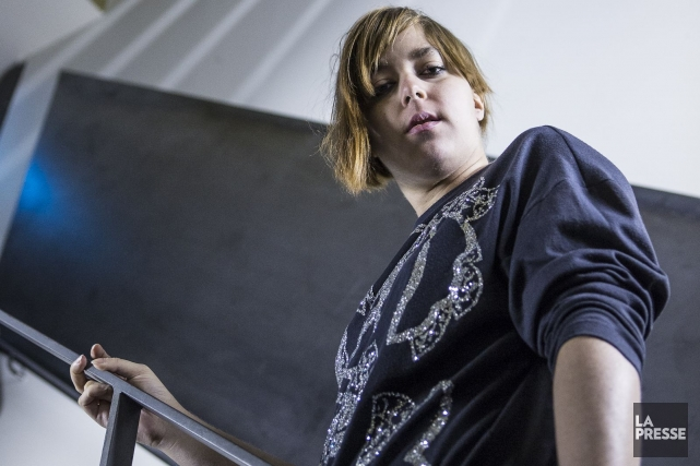 Vickie Gendreau... (Photo Olivier Pontbriand, archives La Presse)