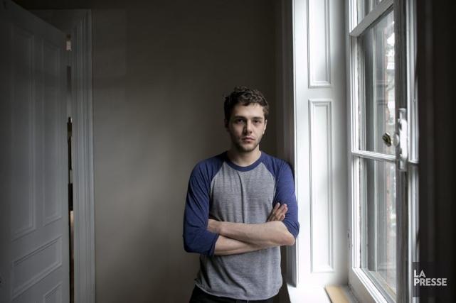 Xavier Dolan... (Photo Marco Campanozzi, La Presse)