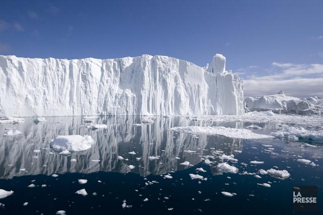 Alors que le taux de gaz à effet de serre a franchi cette semaine un sommet... (Photo: archives La Presse)